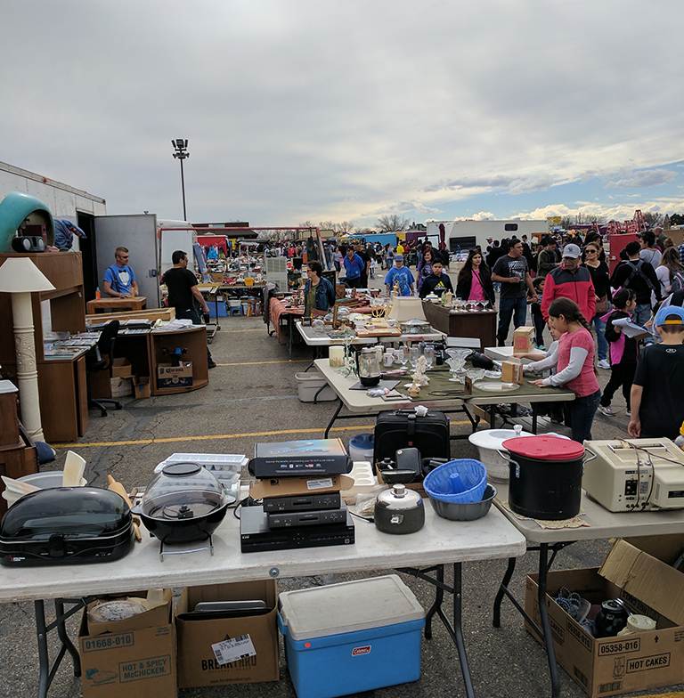 Denver Farmers Markets: Mile High Flea Market