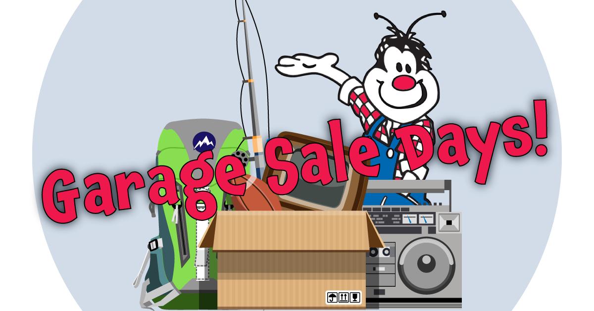 Garage Sale Days Mile High Flea Market